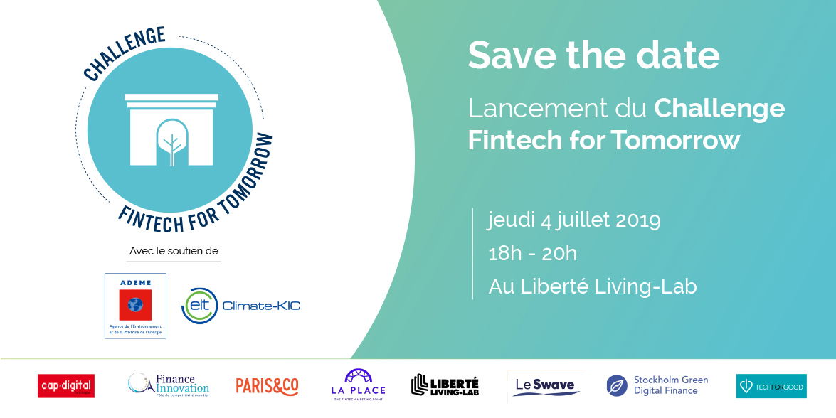Image Save the Date Challenge Fintech
